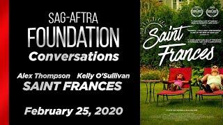 Conversations with Alex Thompson & Kelly O'Sullivan of SAINT FRANCES