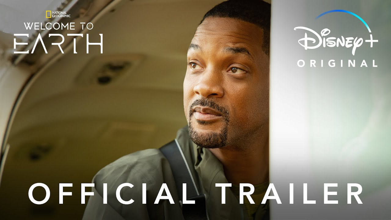 Download Welcome to Earth | Official Trailer | Disney+