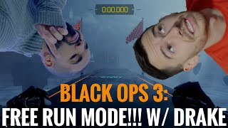 FASTEST BLACK OPS COD FREE RUN - W/ DRAKE!!