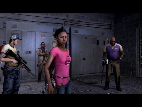 [SFM] L4D2 - THE PASSING #3 - Port finale [REMASTERED] preview