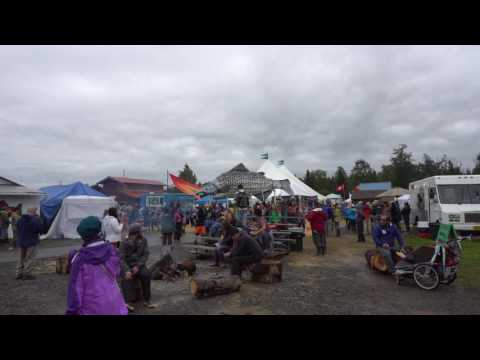 Wild salmon at the 2016 Salmonfest in Ninilchik, Alaska
