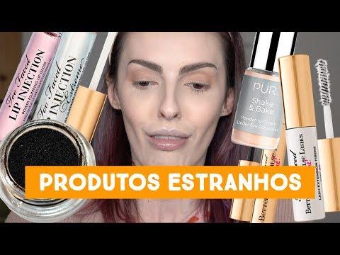 CÍLIOS GIGANTES COM MÁSCARA DE ALGODÃO! - Karen Bachini