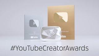 YouTube Creator Awards thumbnail