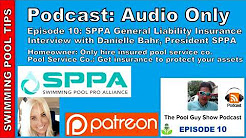 SPPA General Liability Insurance for your Pool Route