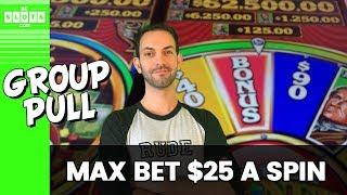 Baixar 💰 $5000 Group Pull @ The D Las Vegas ✪ BCSlots