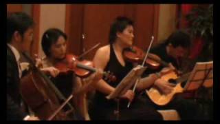 BEAN & ANY STRING QUARTET for hire in kuala lumpur malaysia