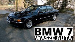 BMW Seria 7 (E38) - Wasze auta - Test #24 - Michał(, 2016-06-08T12:47:43.000Z)