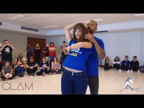 Baila Mundo - Alex de Carvalho e Mathilde dos Santos (Clam Floripa 2018)