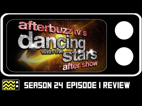 Dancing With The Stars Season 24 Episode 1 Review & After Show | AfterBuzz TV