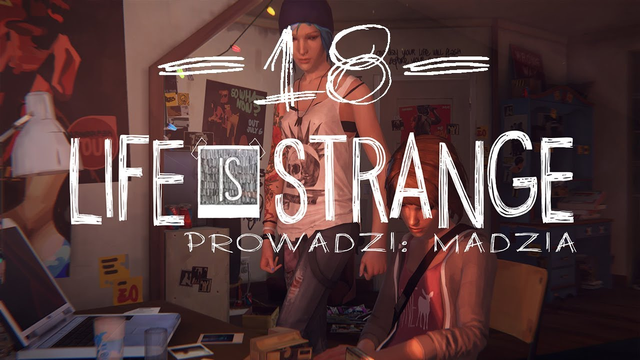 Life is Strange #18 – Rozdział 4: Ciemnia – Rozmowa z Frankiem