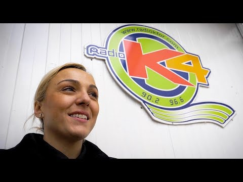 Radio K4 - broadcasting peace and music across Kosovo