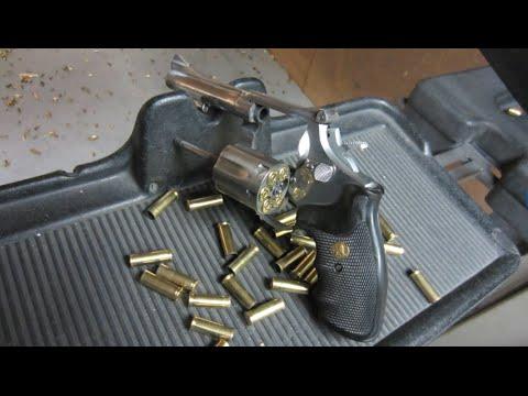 S&W Model 67 Revolver