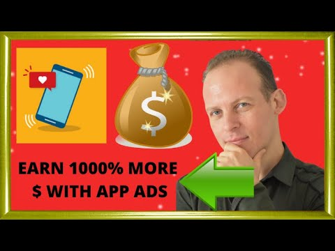 Mobile App Monetization With Ads: How To Make More Money With Mobile App Ad Mediation