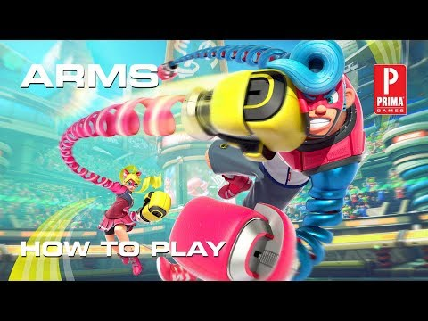 ARMS Tips, Tricks and How to Play