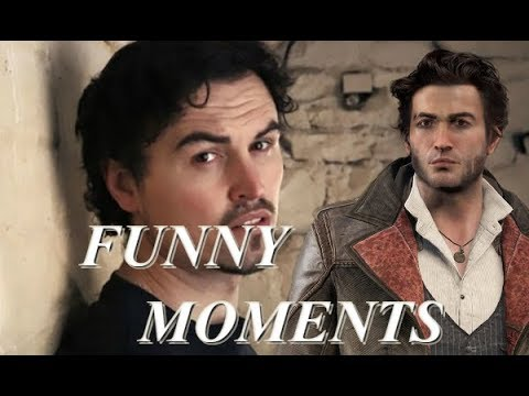 Jacob Frye  Paul Amos FUNNY MOMENTS