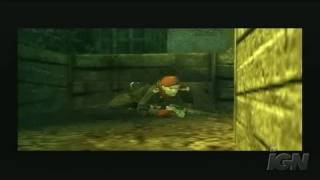 Metal Gear Solid: Portable Ops Sony PSP Trailer - Metal