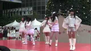 2012/12/24(祝) 「クリスマスイベント」 柿原穂乃佳・鈴木ひな・谷優...