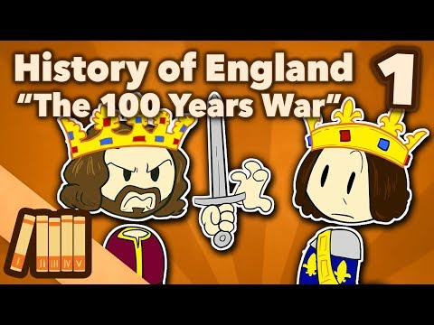 History of England - The 100 Years War - Extra History - #1