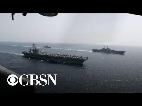 Iran says British