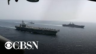 Iran says British tanker must undergo \