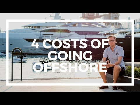 4 costs to consider when going offshore