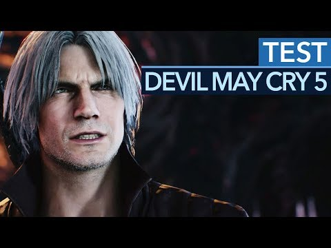 Fettes Gameplay, dürres Spiel - Devil May Cry 5 im Test thumbnail