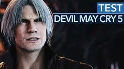 Fettes Gameplay, dürres Spiel - Devil May Cry 5 im Test