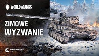 Zimowe wyzwanie: SU-130PM za darmo [World of Tanks Polska]