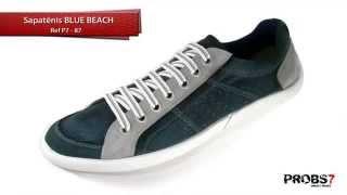 Sapatênis BLUE BEACH - Tamanhos 40 ao 49 - PROBS7 - www.probs7.com.br
