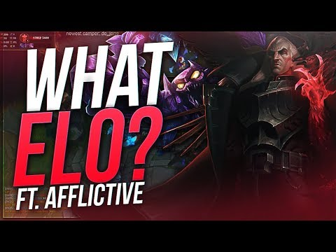 WHAT ELO IS THIS?! | DYRUS EUW ADVENTURES FT. AFFLICTIVE