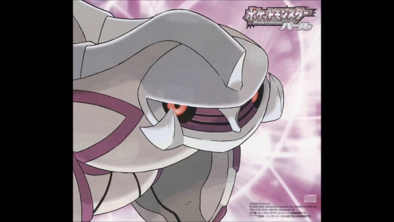 決戦! ポケモンリーグ【ポケモン ダイヤモンド パール】pokemon