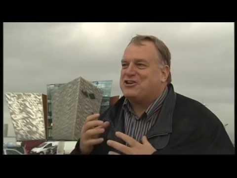 Eric Kuhne and Dr. Robert Ballard interview at Titanic Belfast®