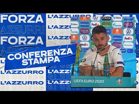 Download Conferenza stampa di Spinazzola   Turchia-Italia 0-3   EURO 2020