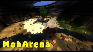 Plugin Minecraft    MobArena 1.8 [FR] [HD]