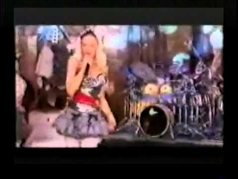 Gwen Stefani live Yahoo Artist of the Month -  Harajuku Girls and What You Waiting For