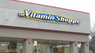 My Trip To The Vitamin Shoppe:Free Samples & The Clearance Table