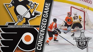 04/15/18 First Round, Gm3: Penguins @ Flyers