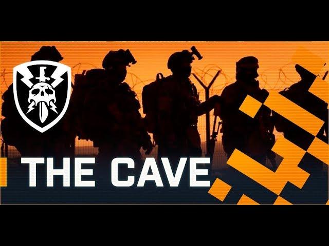 OPERACION THE CAVE - SQUAD ALPHA - ARMA 3 - TJ BAUER