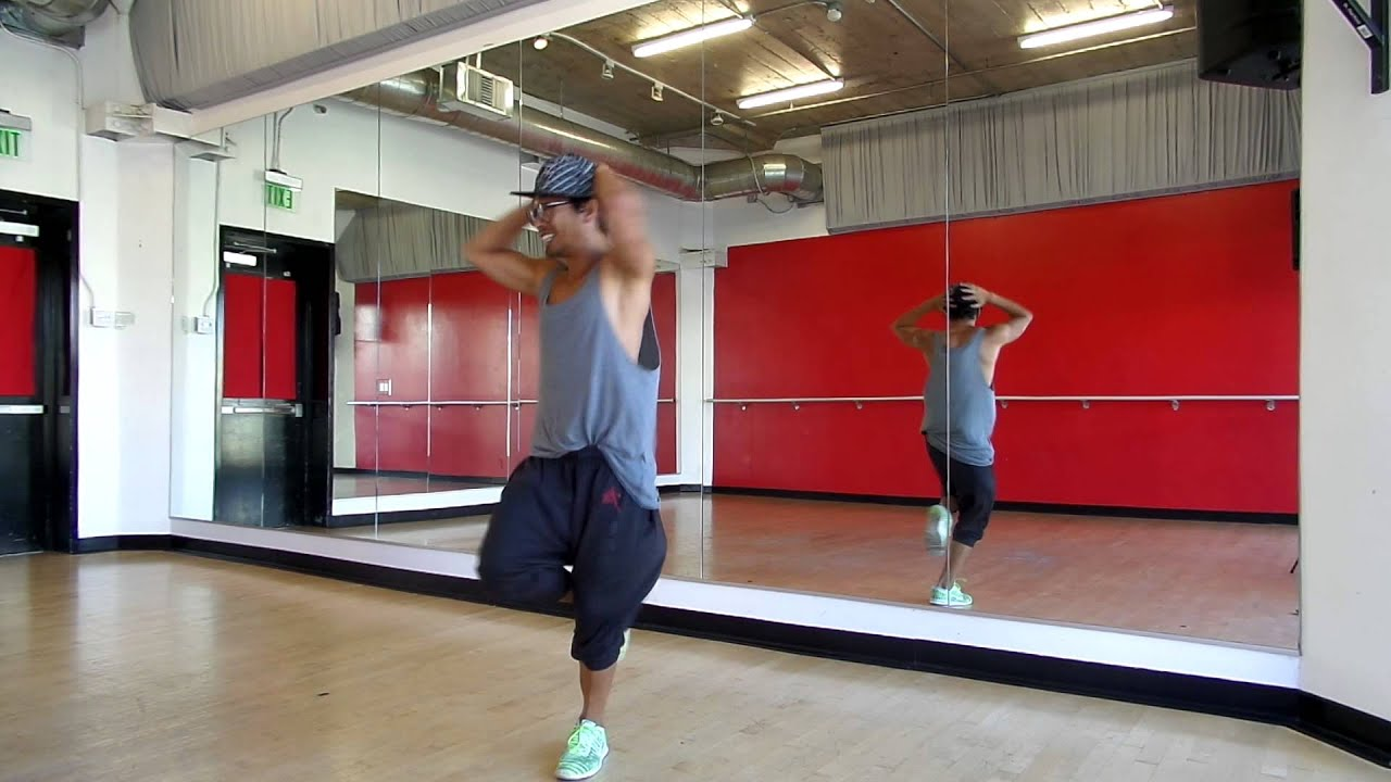 Dance tutorial sia chandelier choreography by viet dang youtube arubaitofo Image collections