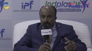 An exclusive interview with Mr. Dipak Gathani at ndPlas 2018, Kolkata. www.ModernPlastics.TV
