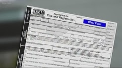 Car sellers in Oregon getting tickets issued to new owners