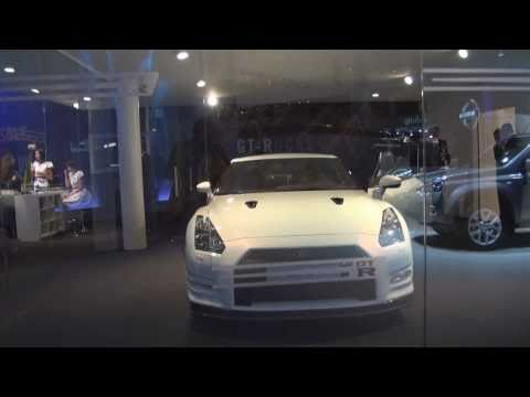 1080p: Nissan GTR Egoist 2011 In Depth Interiour And Exteriour In Detail