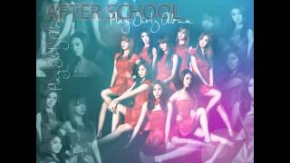 [Audio] Shampoo - After School (Japan ver.)