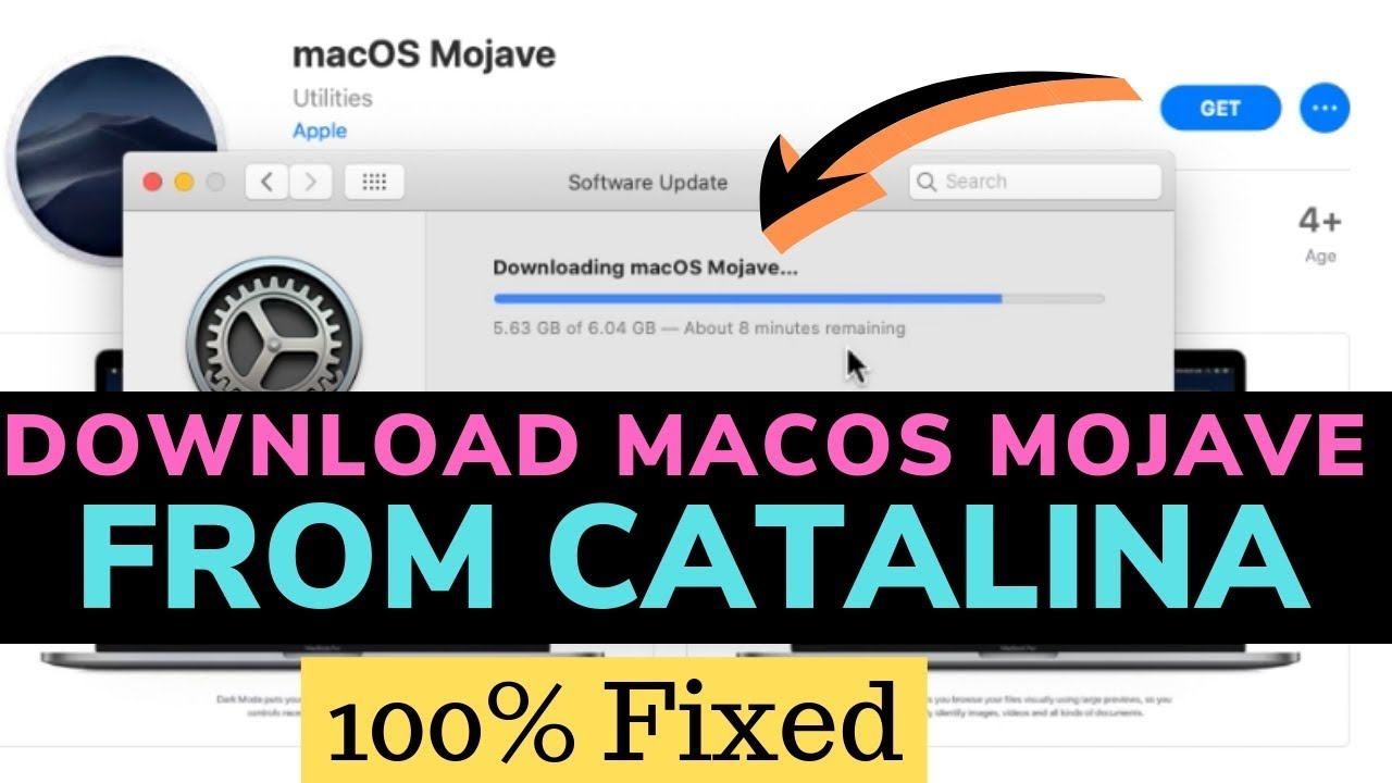 Download MacOS Mojave from MacOS Catalina on Mac App Store & MacBook