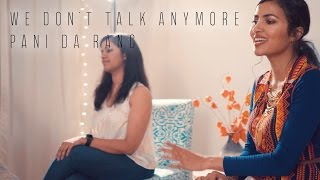 Charlie Puth - We Don't Talk Anymore | Pani Da Rang (Vidya Vox Mashup Cover) (ft. Saili Oak) thumbnail