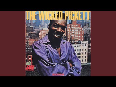 wilson pickett everybody needs somebody to love nothing you can do