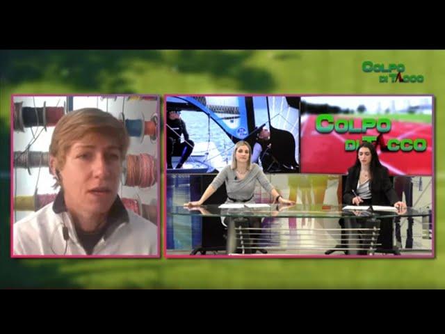 COLPO DI TACCO: L'intervista alla velista Sveva Carraro e a Francesca Cheber, Personal Trainer