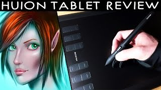 HUION 1060PLUS Tablet Review (GIVEAWAY CLOSED)