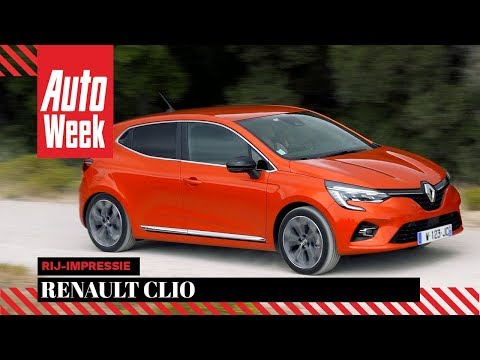 Renault Clio - AutoWeek Review - English subtitles