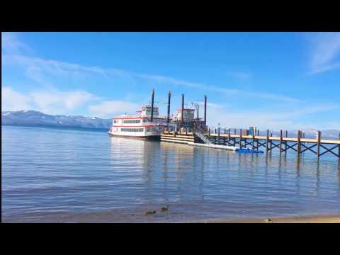 LAKE TAHOE CRUISE SHIP SIGHTSEEING TOUR